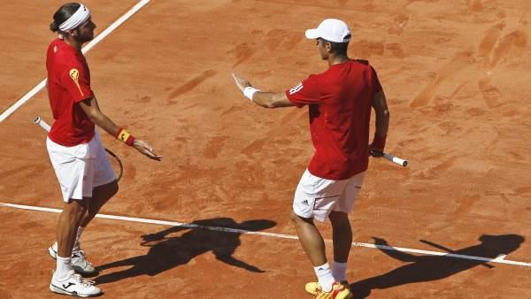 Feliciano López y Verdasco