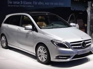 Nuevo Mercedes Clase B
