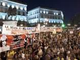 Madrid protesta contra los recortes sociales