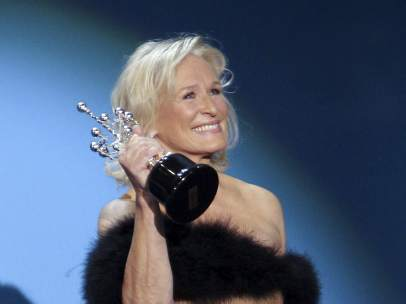 Glen Close, premio Donostia