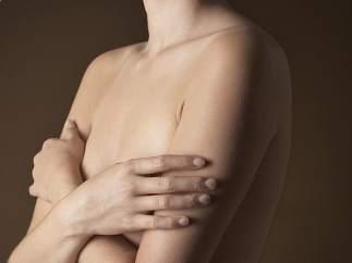 Cuerpo de una mujer