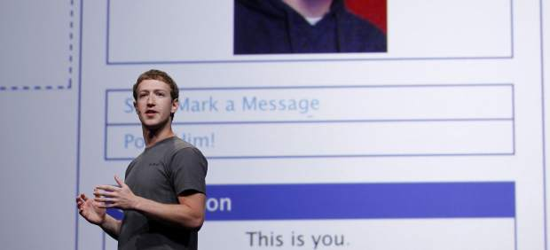 La red social Facebook rediseña las páginas de sus usuarios