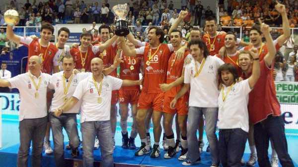 Unicaja Almería Supercopa 2010