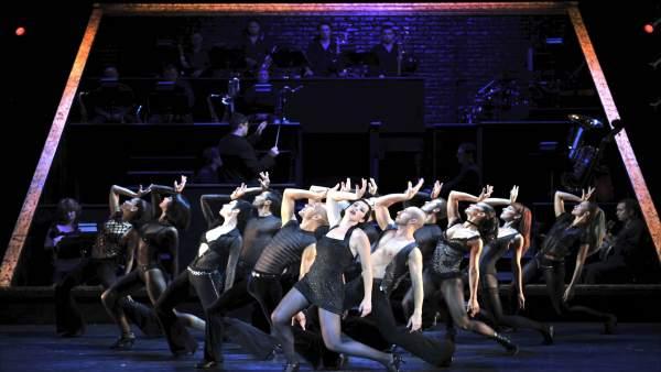 El musical 'Chicago' a Barcelona.