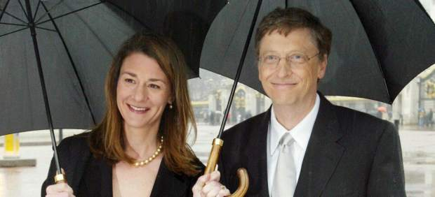 Bill y Melinda Gates