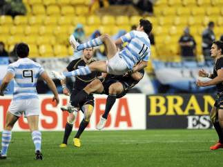 Argentina contra Escocia