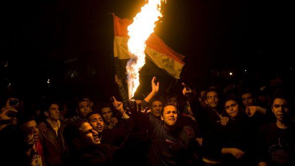 El Cairo, 12 de febrero, 2011