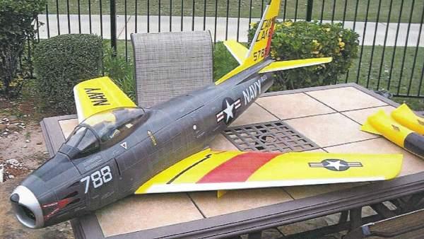 Uno de los aviones con los que pensaba atentar contra el Pentágono y el Capitolio
