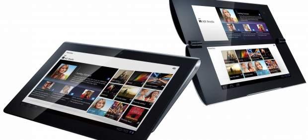 Sony lanza dos tabletas y prevé liderar el sector Android en 2012
