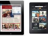 iPad 2 y Kindle Fire