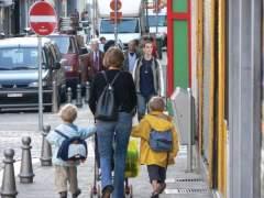M�s de la mitad de los hogares monoparentales con ni�os est� en riesgo de pobreza