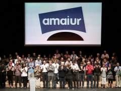 Presentación de Amaiur