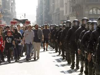 Marcha contra el fascismo