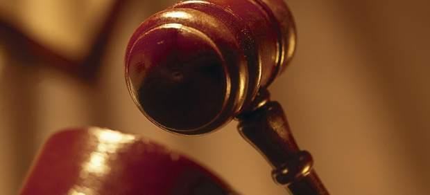 Mazo de juez