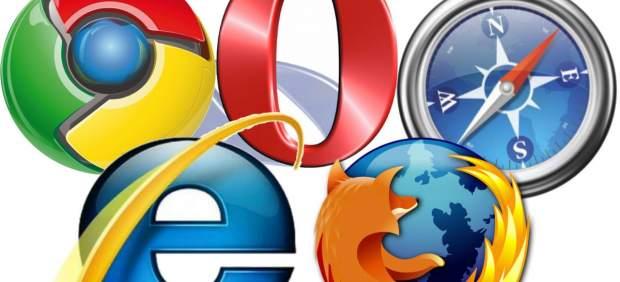 Chrome y Safari crecen mientras que Internet Explorer y Firefox pierden cuota de mercado