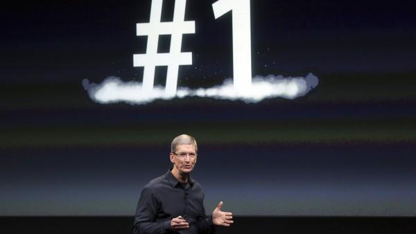 Tim Cook y Apple