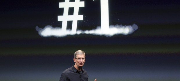 Apple no presenta el iPhone 5, pero sí el iPhone 4S