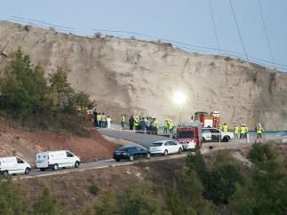 Accidente laboral en Burgos