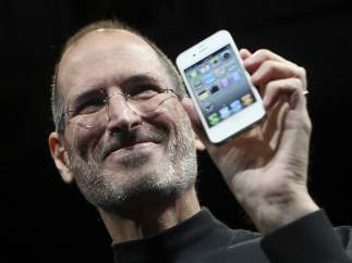 Jobs y el iPhone 4