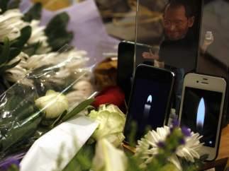 Duelo por Steve Jobs