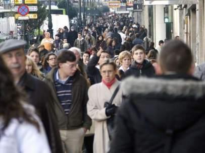 Población en España
