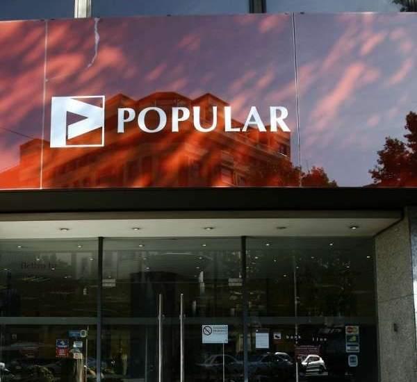 Banco popular y banco pastor ultiman su fusi n for Oficinas banco popular murcia