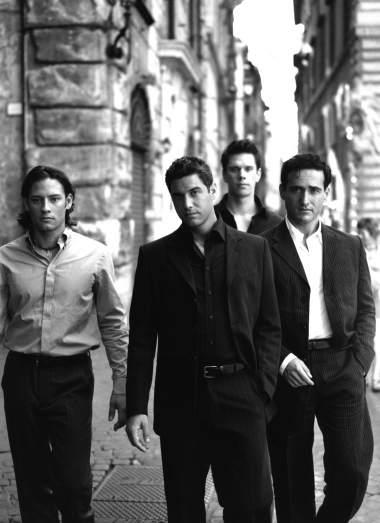 Il divo con nuevo disco actuar en abril en barcelona y for Il divo wicked game