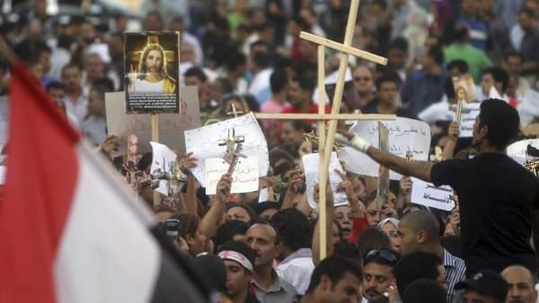 Cristianos coptos