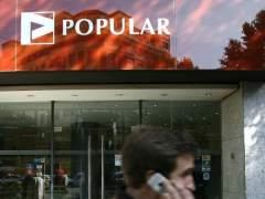 Las acciones del Popular se desploman más de un 25% tras anunciar que ampliará capital