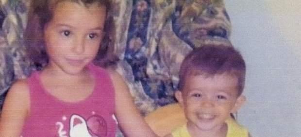 Los dos niños desaparecidos en Córdoba