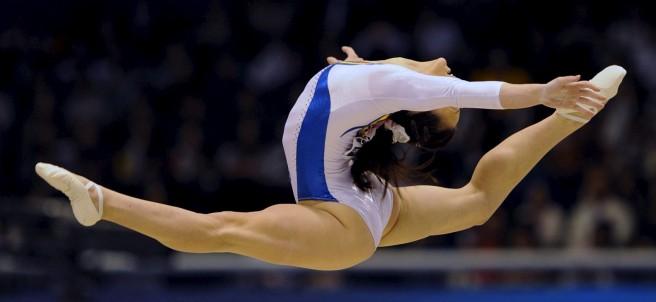 Mundiales de gimnasia