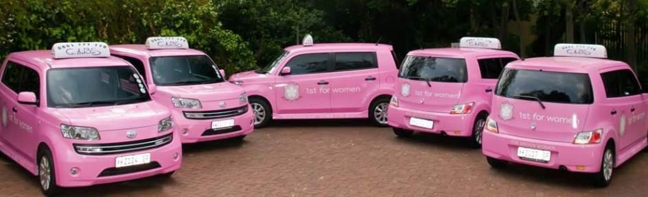 La moda del 'taxi para mujeres' se sigue extendiendo por Europa 34672-944-288