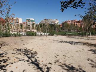 Madrid Río, 6 meses después