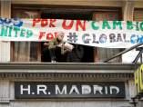 Hotel ocupado en Madrid