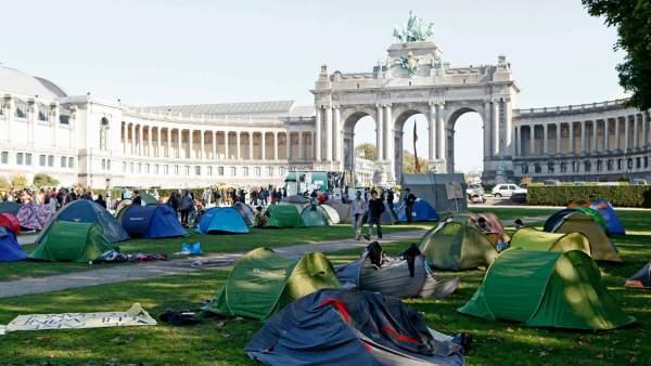 Bruselas, tras el 15-O