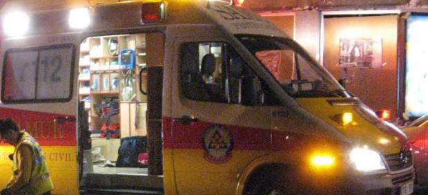Ambulancia del Samur