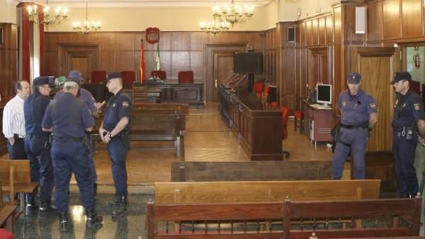 El Palacio de Justicia, donde se celebra el juicio por el caso Marta del Castillo