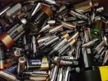 Pilas para reciclar