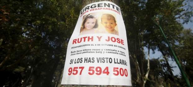 Cartel de los niños desaparecidos