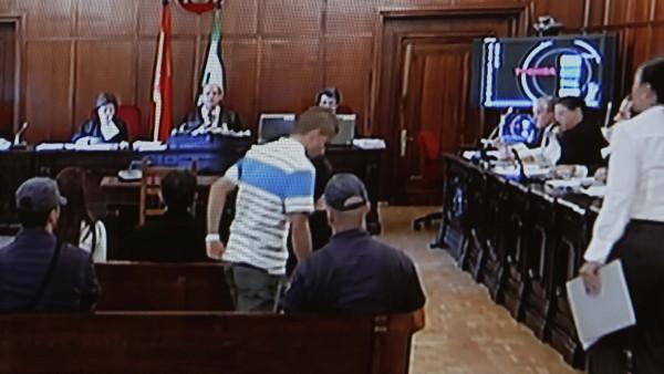Juicio por la muerte de Marta del Castillo