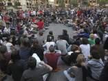 Asamblea por el Hotel Madrid