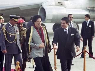 Relaciones con Túnez