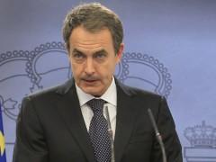 Zapatero, tras el comunicado de ETA