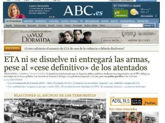 Portada de ABC.es