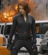 Scarlett Johansson, en 'Los Vengadores'