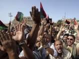 Fiesta en Libia