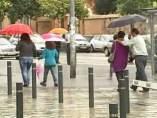Lluvias en Levante