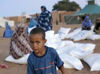 Campo de refugiados de Tinduf