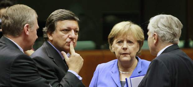 L�deres de la UE