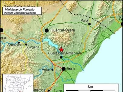 Terremoto Almería